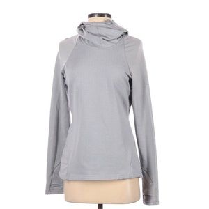 Mondetta Long Sleeve Grey Activewear Pullover NWT